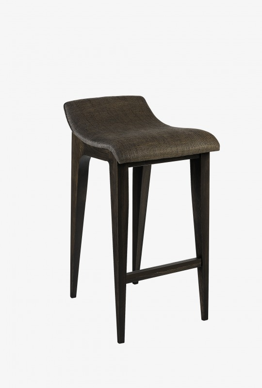 BROOKBY BARSTOOL oak frames - David Shaw custom designer furniture New Zealand