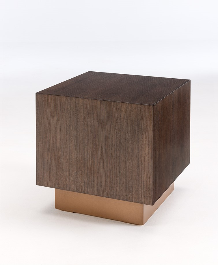Brooklyn Box Side Table