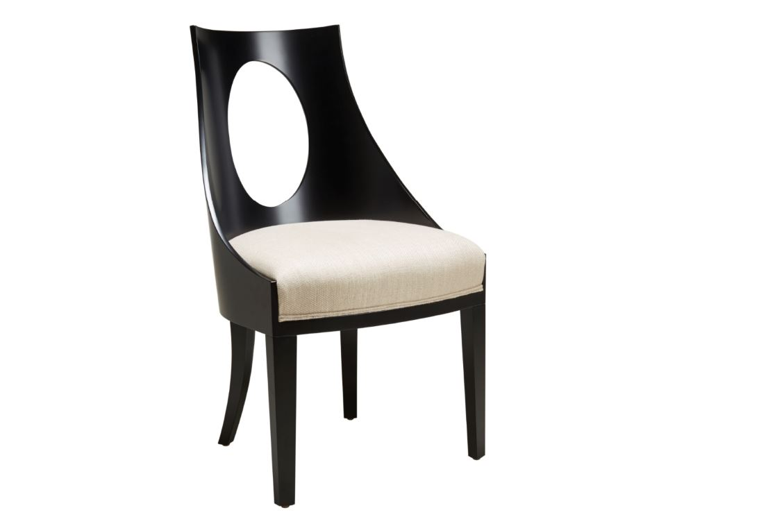 CAMEO CHAIR - James Salmond - David Shaw custom furniture