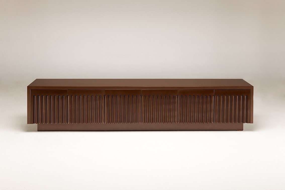 COMO CABINET wooden - James Salmond - David Shaw furniture
