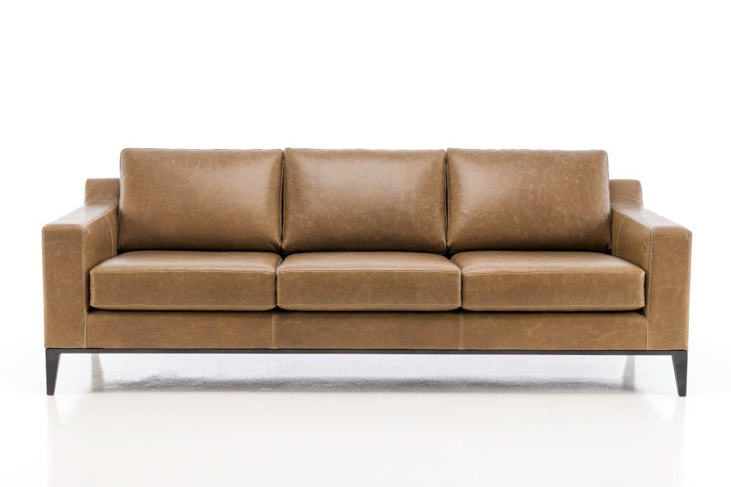 DELTA SETTEE - David Shaw bespoke furniture made in New Zealand