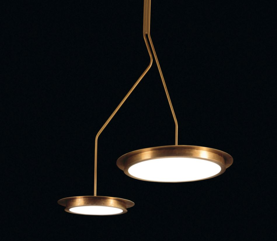 DISC LIGHT LED dimmable, energy-saving - Henge - David Shaw accessories