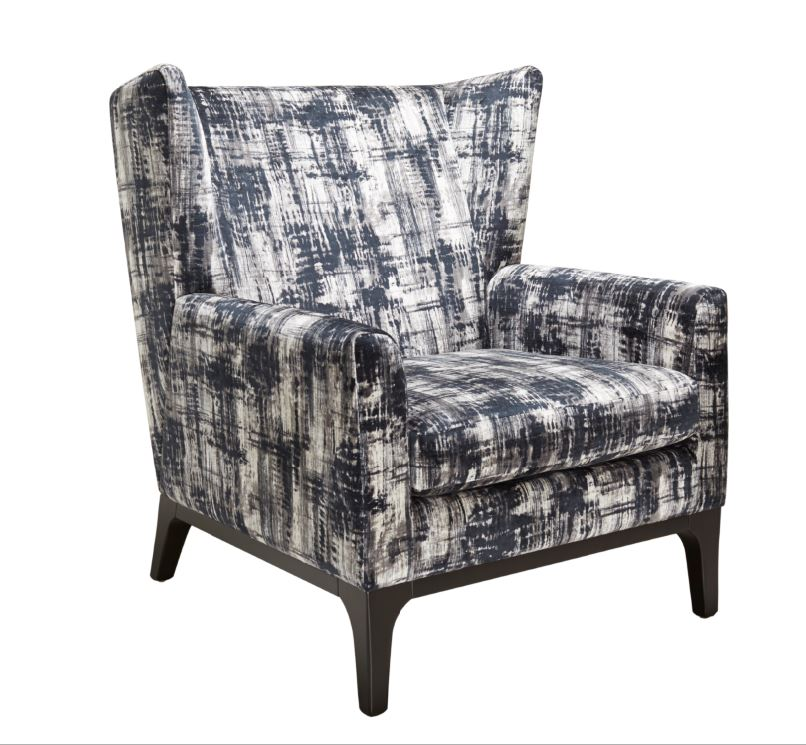 INDIE WING BACK CHAIR photo