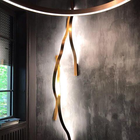 TAPE LIGHT WALL | Henge