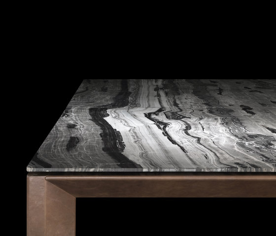 Soprano Wood Marble Table Top