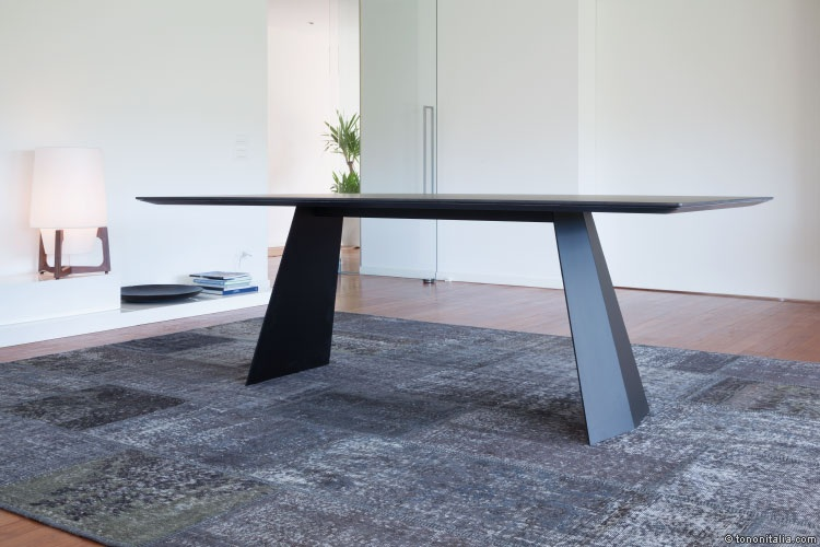 Steel 827 Table 2 David Shaw