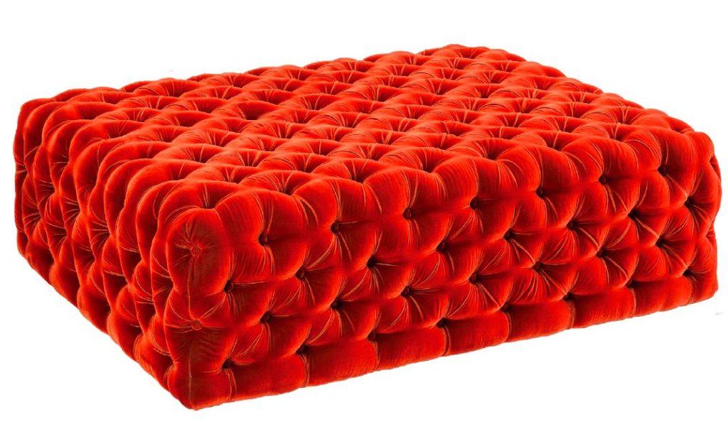 Misha Ottoman Red