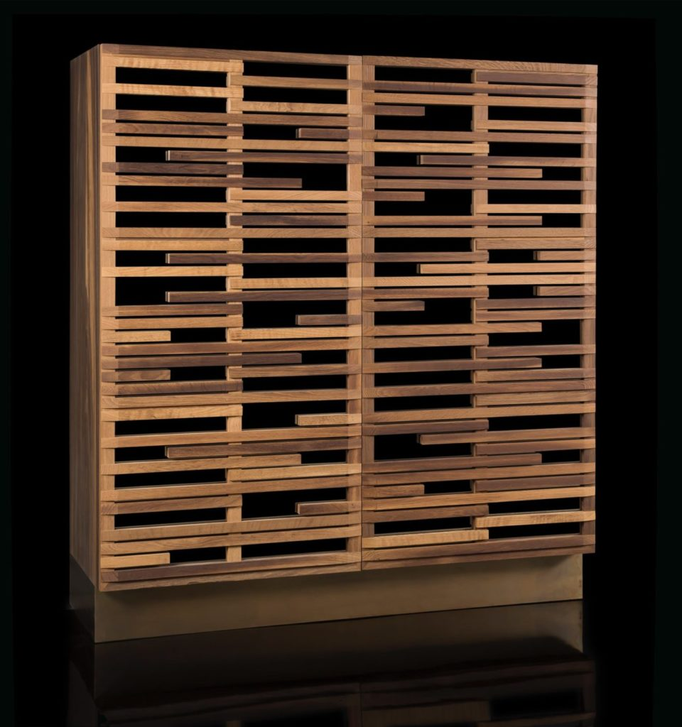 Jazz Heat-treated Oak, oil finish based on natural wax and water. Full View