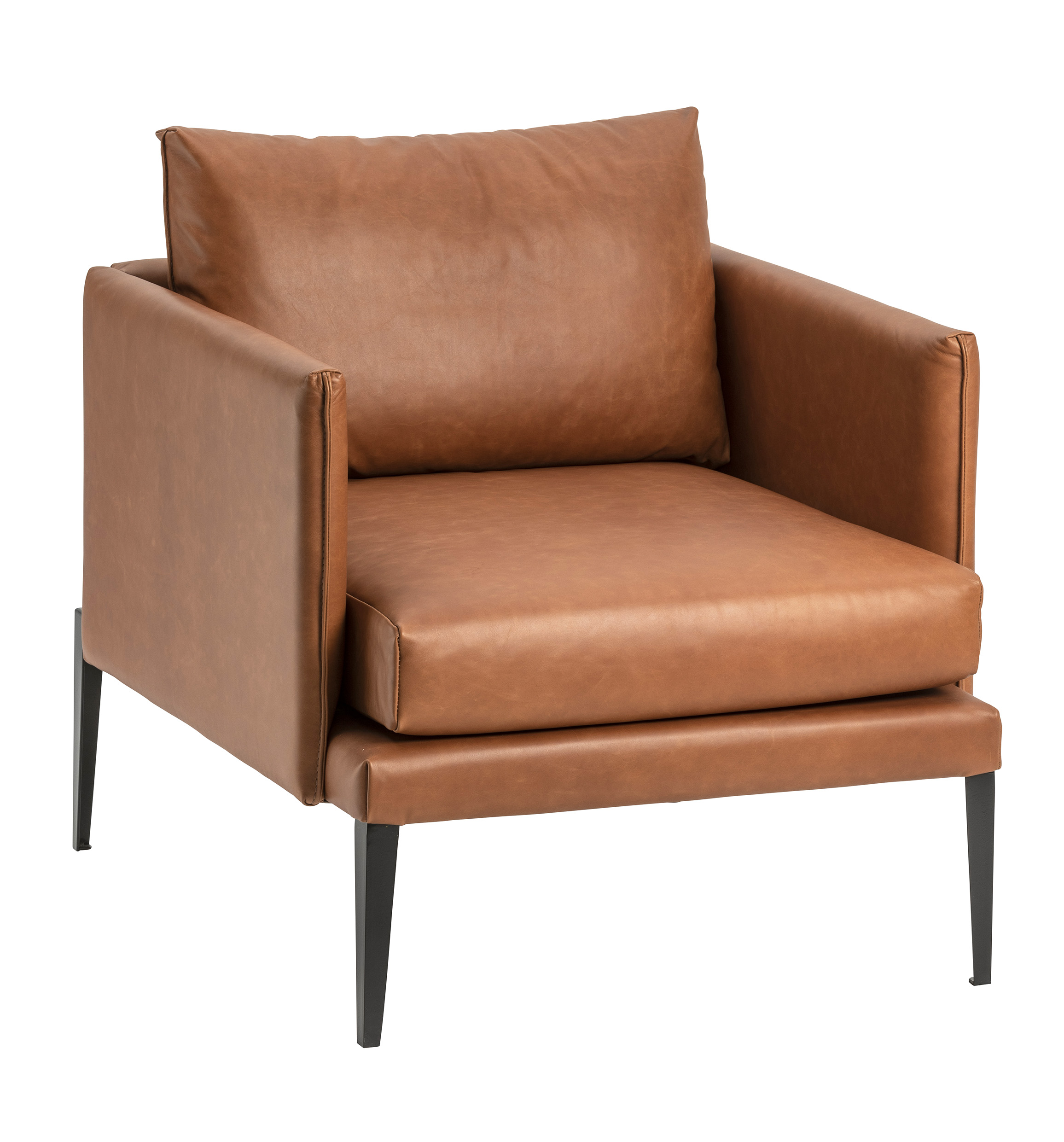Flynn Chair w/ Tapered legs