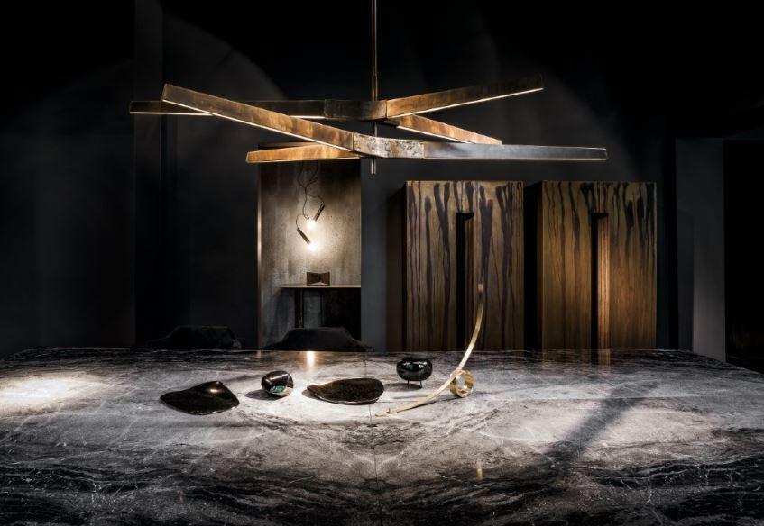 Starlight Lamp by Henge (2)