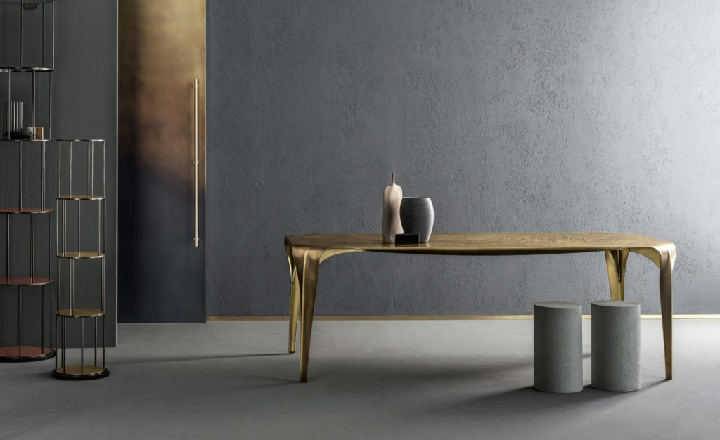 Convivium table David Shaw furniture NZ