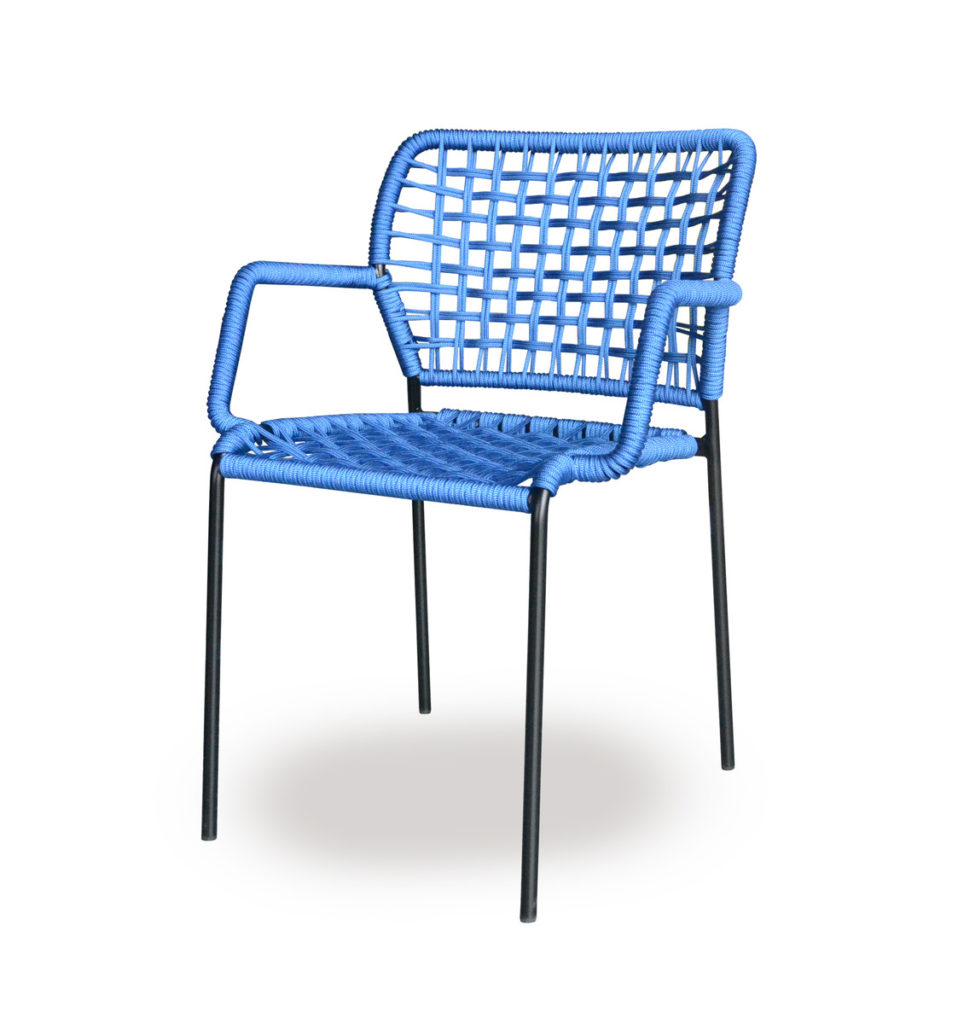 Light Blue Corda Chair