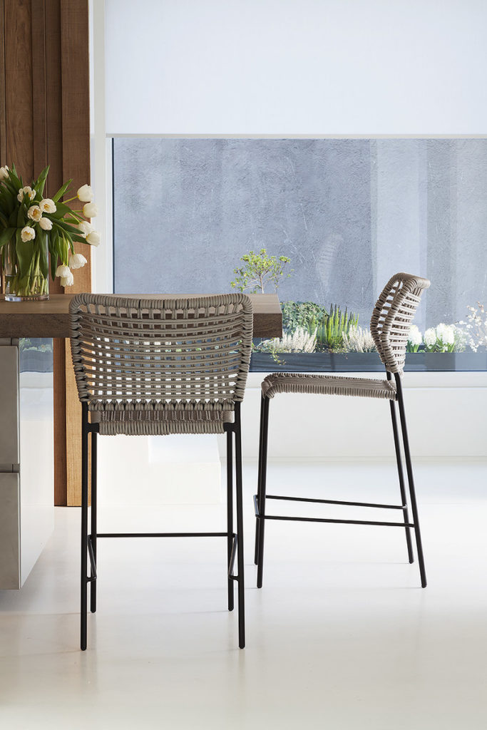 Corda Chair Modern Setting