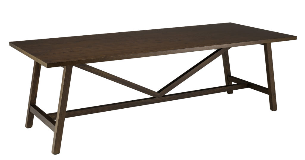 Aston Dining Table and Bench Seat