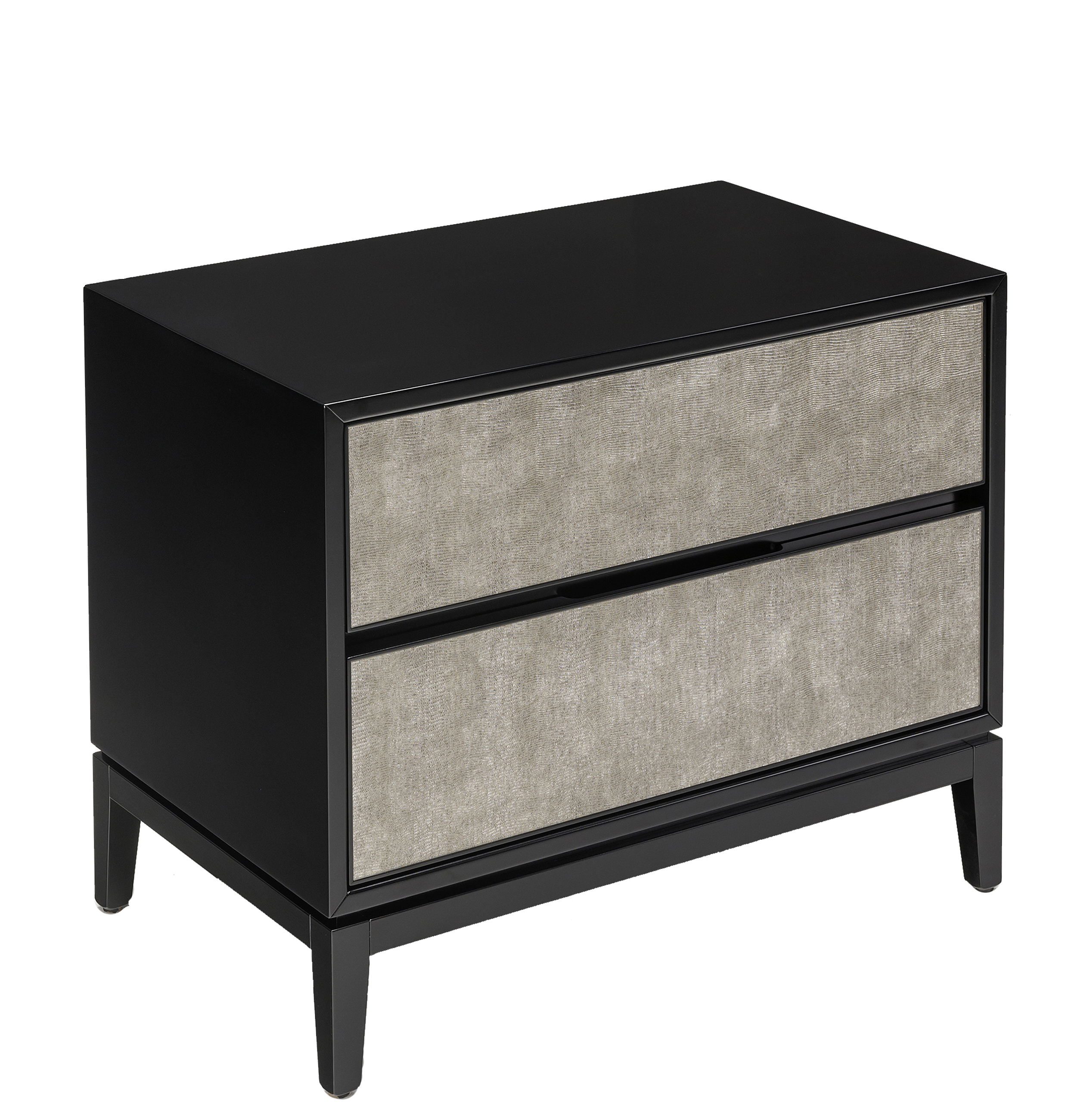 Earle Bedside unit + Leguan Silver