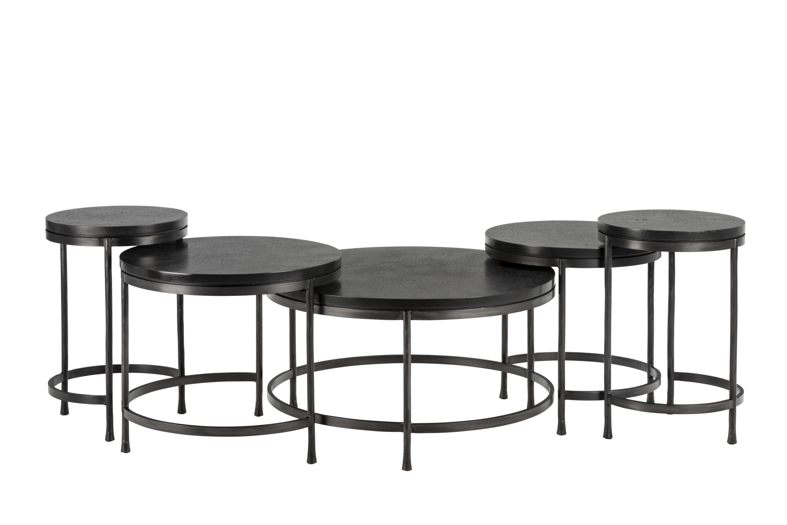 HUDSON COFFEE TABLE - CLUSTER photo