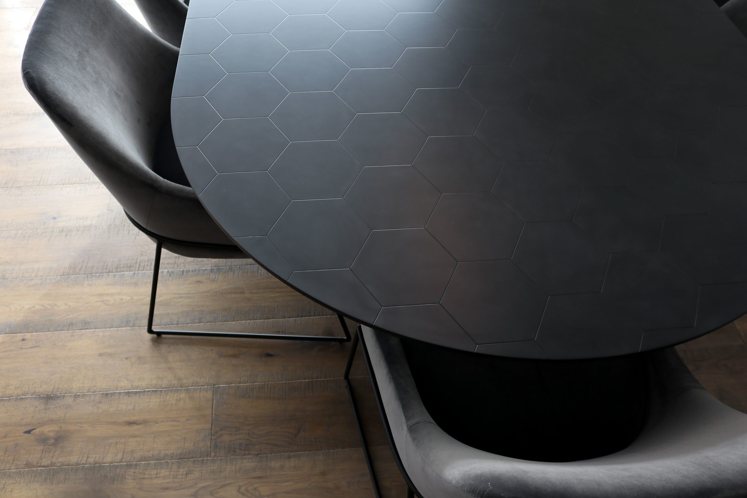 David Shaw | Rhombus Dining Collection