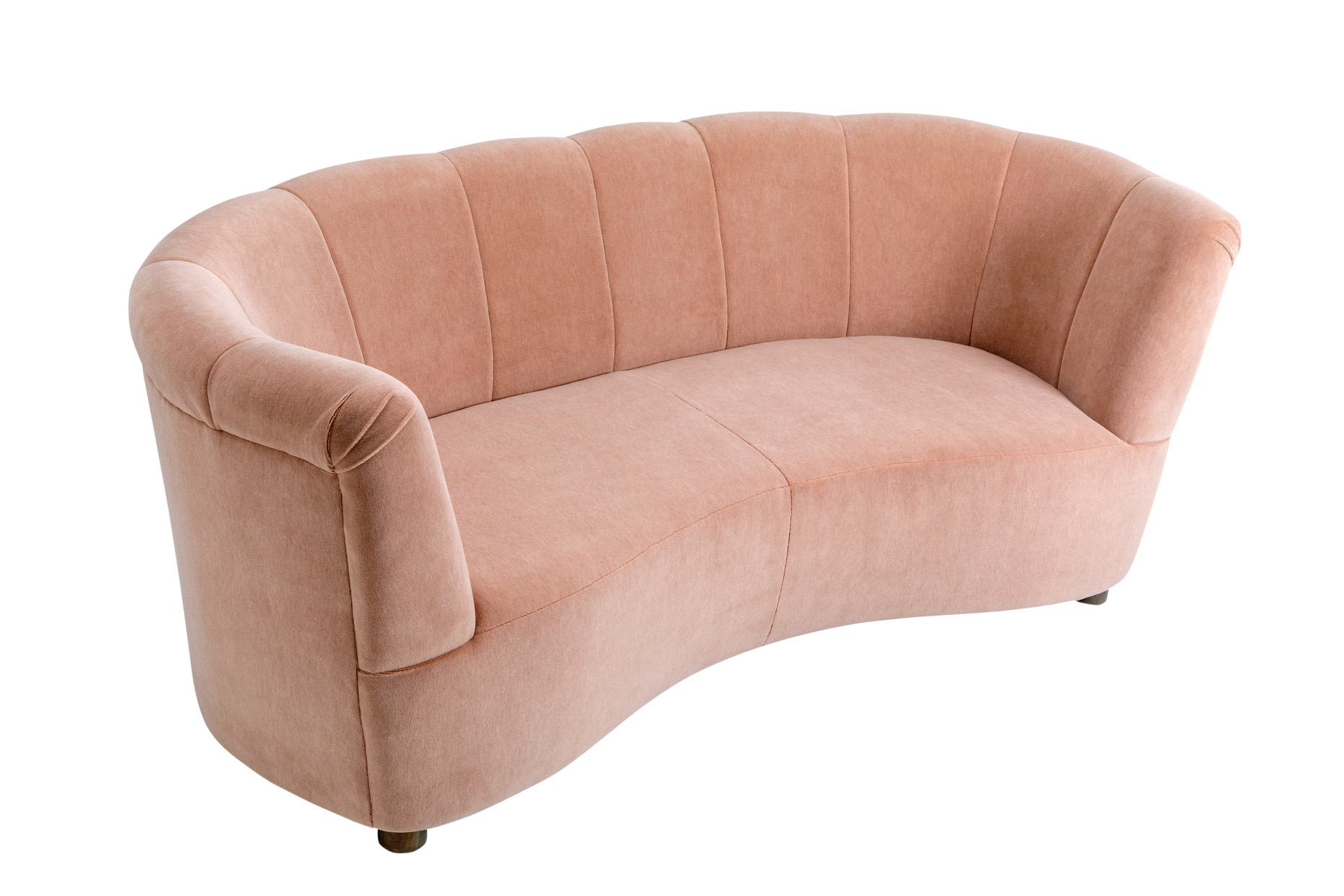 AVA CURVE COUCH photo
