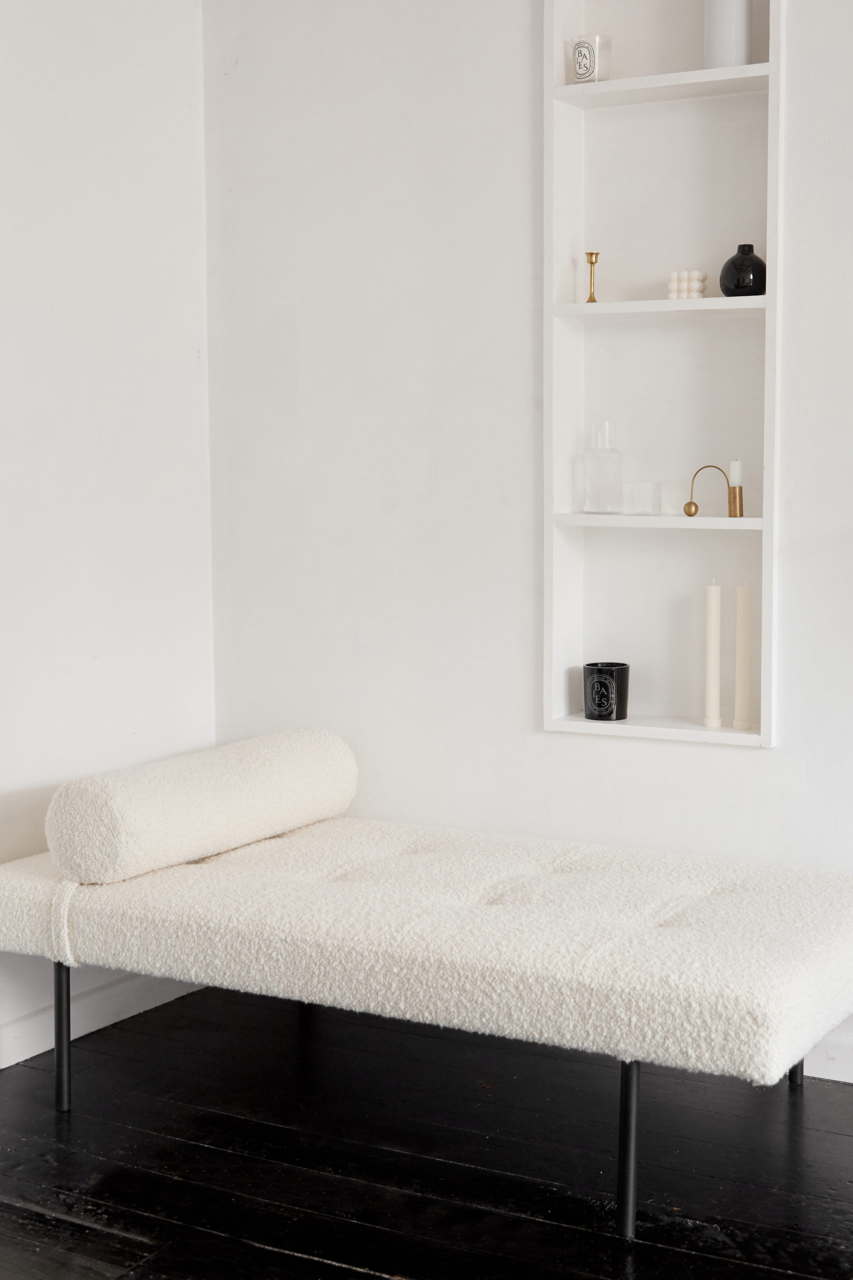 David Shaw | The Minimalist Emilee Daybed by Beck Wadworth x David Shaw