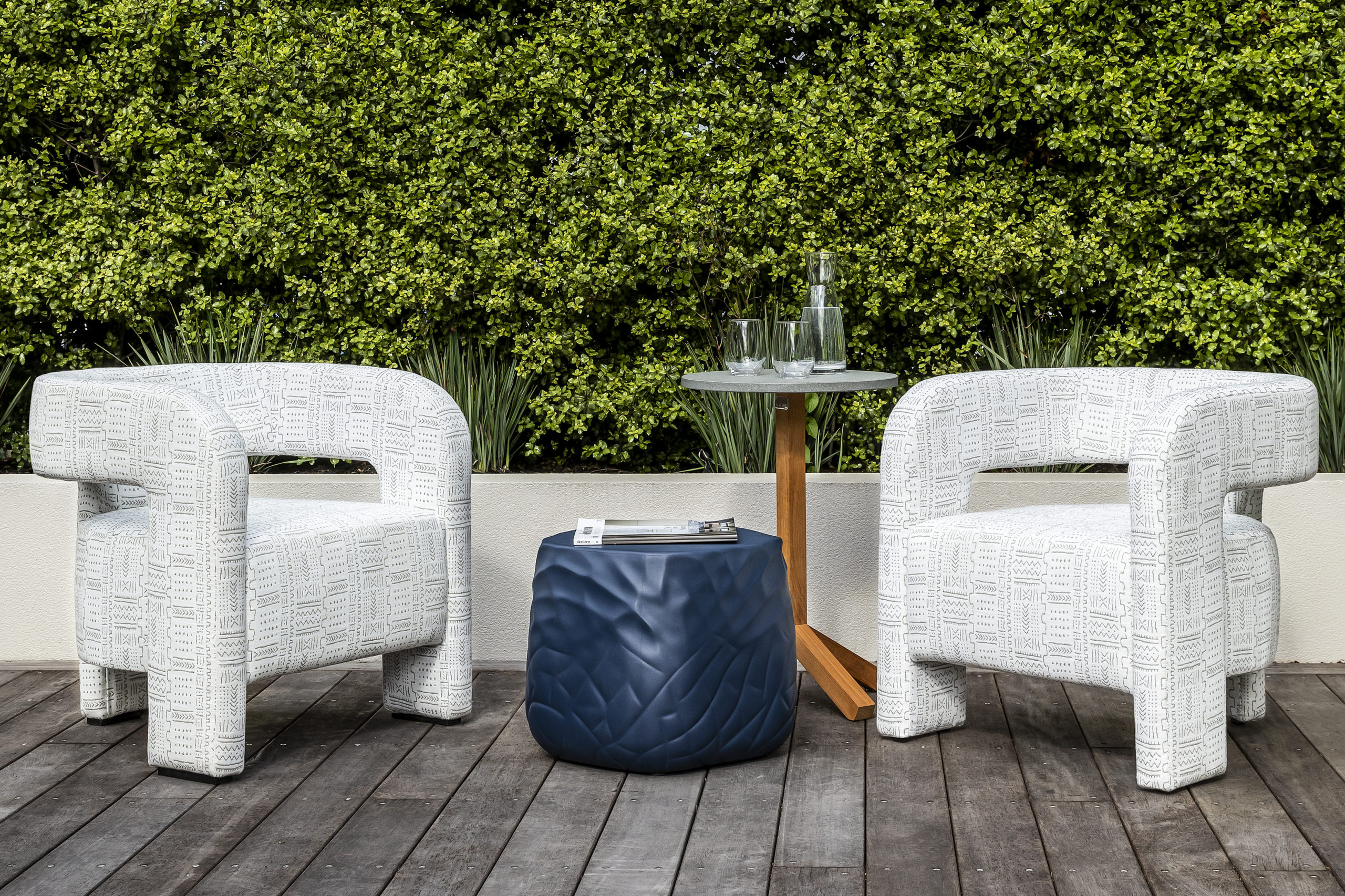 David Shaw | Amalfi Outdoor Collection